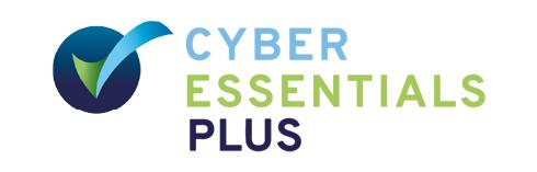 Cyber Essentials Plus accreditation logo
